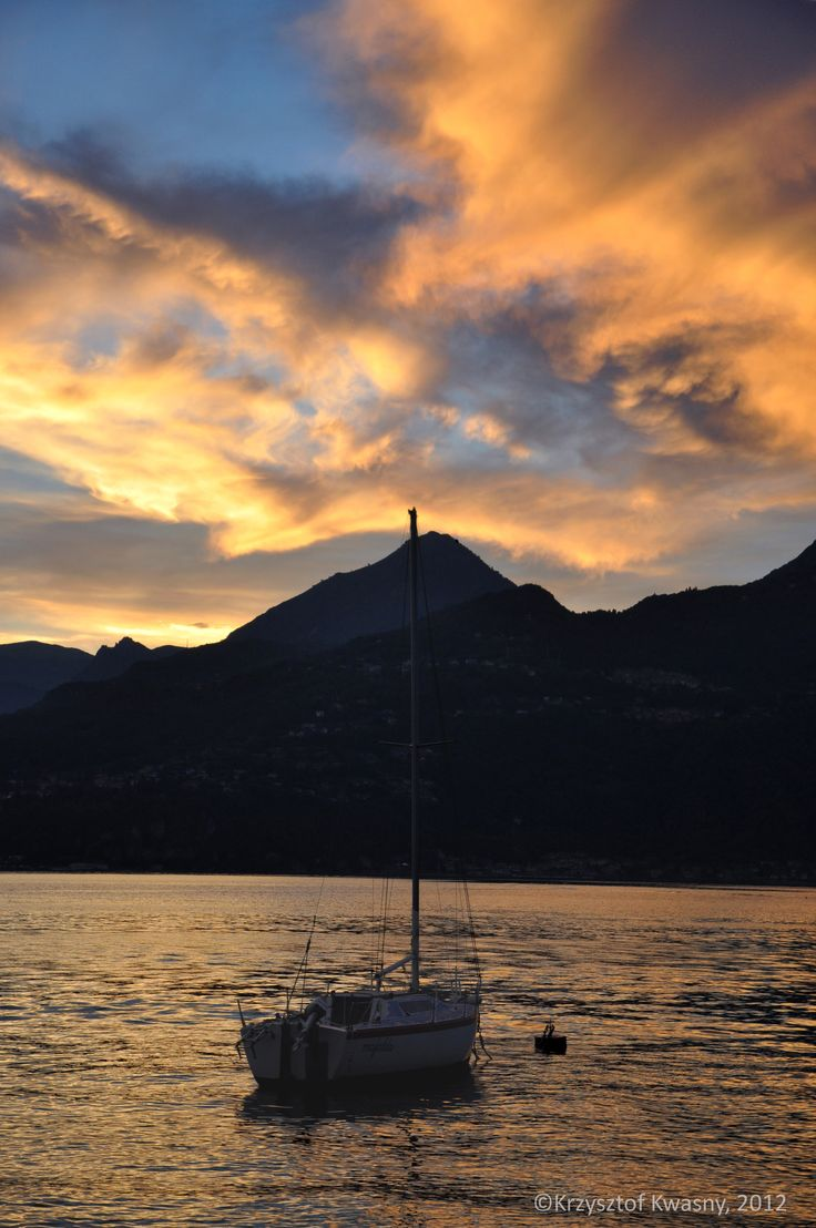 Lago di Como, Italy, 2012