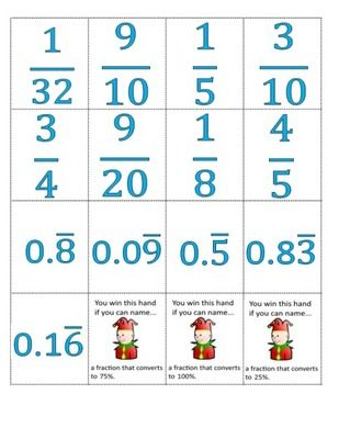 Fraction, Decimal, and Percent War! from Mathematic Fanatic on TeachersNotebook.com (5 pages)