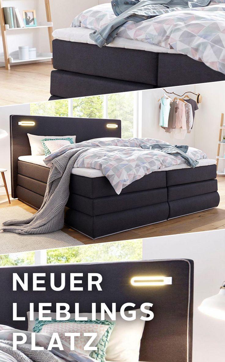 die besten 25 kissen kopfteil ideen auf pinterest kopfteil bett sleep inspiration und diy. Black Bedroom Furniture Sets. Home Design Ideas