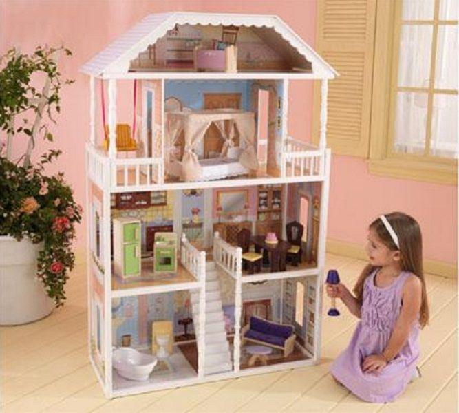 Savannah Dollhouse #theorganisedhousewife