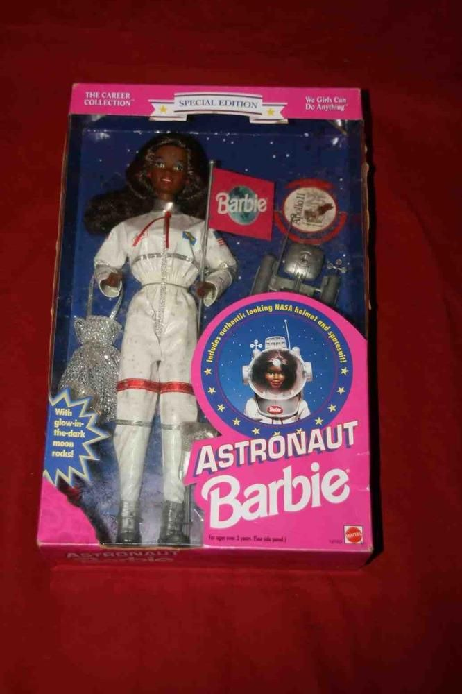 astronaut african american barbie dolls - photo #9