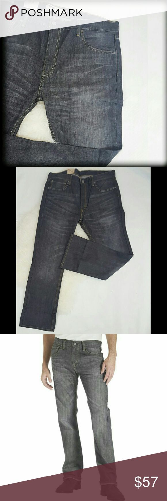 NWT Levis 527 40 x 32 Slim Low Bootcut Jeans LEVI's 527 Jean  Low Bootcut  Sits Below Waist  Slim Bootcut Fit  Size:  40 x 32  Condition: NEW with TAGS  Color: Gray  MSRP:$58.00       5-pocket      Zipper fly      Cotton      Machine wash Levi's Jeans Bootcut