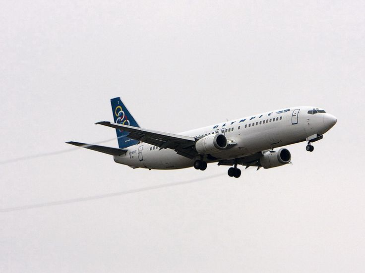 Olympic Airways B 737-4Q8 [SX-BKT]