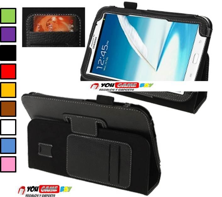 Funda para tablet samsung galaxy note 8 0 n5100 una - Funda protectora tablet ...