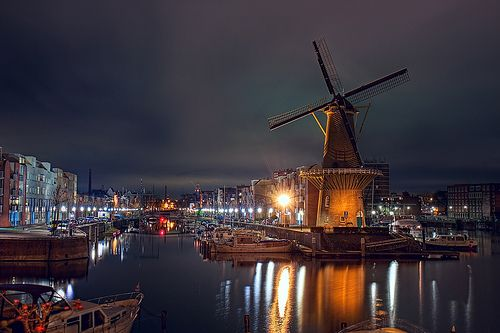 I never get tired of Amsterdam!