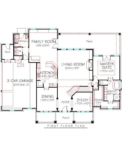 Garage Floor Elevation : Best sq ft and below house plans floor