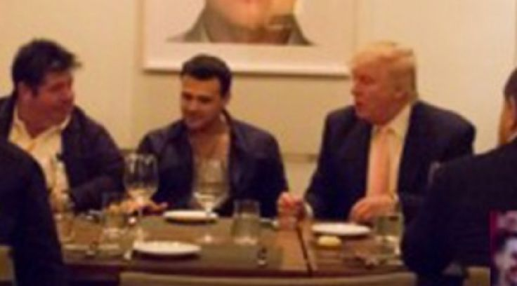 Photo Found of Trump and Lawyer with Russian He Claims He Doesn't Know