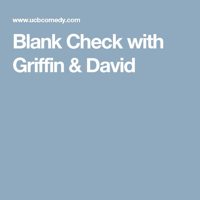 Blank Check with Griffin & David-The favorite podcast of Vox critic Todd VanDerWerff, Blank Check With Griffin & Davidtakes you on an exploration of filmmakers' passion projects in excruciating and often hilarious detail. Sometimes this means trying to contend with the oeuvre of the Wachowskis; other times it means reading Phantom Menace fanfic. At all times hilarious and illuminating, Blank Check is a loving look at the creative impulse that drives filmmaking.