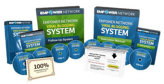 [NOVO POST NO BLOG] Os Produtos da Empower network - 1/6 http://snip.ly/P4IW  No seguimento do post de ontem, hoje decidi começar a analisar, um a um cada um dos cursos da Empower. O primeiro e um dos mais importantes é o Blog Viral. Lê o artigo para perceberes porquê... -> http://snip.ly/P4IW