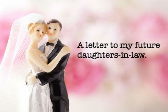 letter to future daughter in law a letter to my future in diabolically 23202