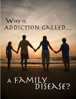 Addiction a family disease