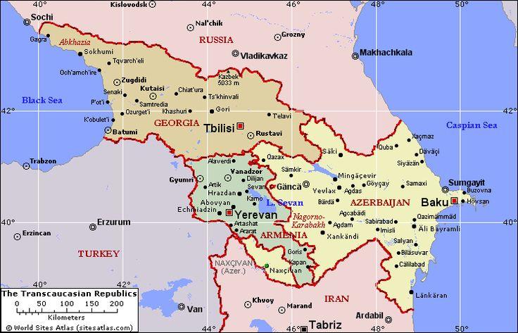 transcaucasian federative republic 1922 1936
