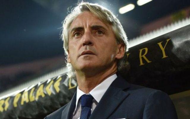 """Le parole di Mancini nel dopo gara di Inter-Juventus Dopo il fischio finale,Mancini ha parlato nel dopo gara di Inter-Juventus, ecco le parole del tecnico: Sulla gara: """"è stata una bella partita faccio i complimenti ai miei ragazzi per come l'hanno int #mancini #inter"""