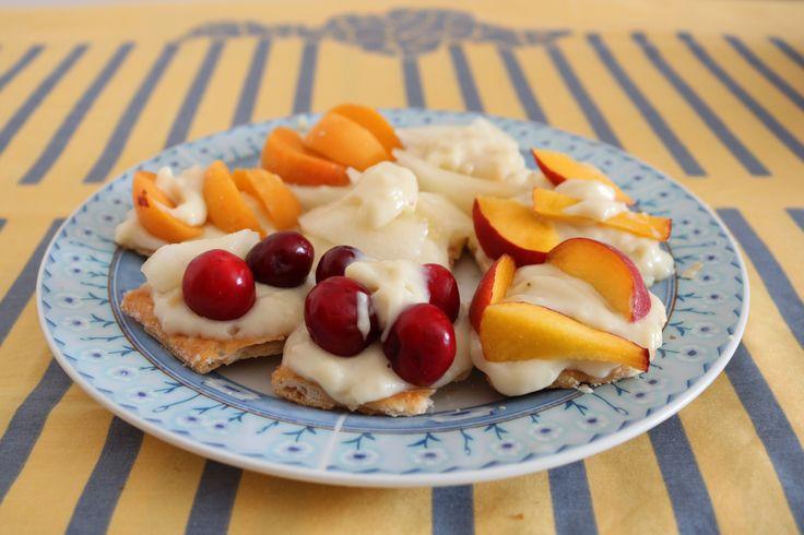 (FR) Crème pâtissière végétalienne   (EN) Vegan pastry cream    (ITA) Crema pasticcera vegana