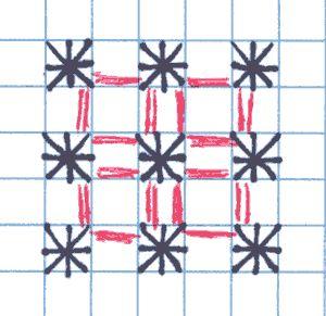 alternative woven circle