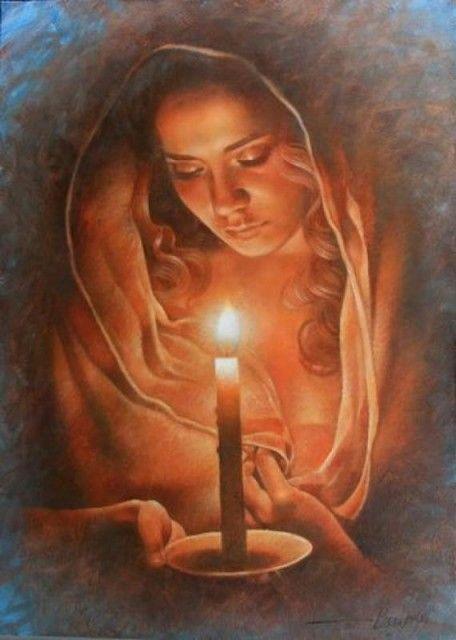 Молитва задержания от всякого зла.