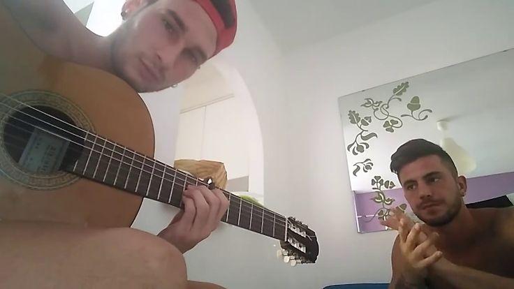 Quiéreme (Cover) - Raúl y Peri (Versión flamenca)