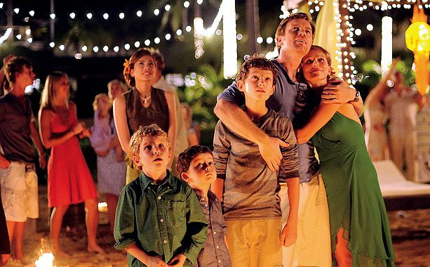 The Impossible:Release date: Dec. 21 Stars: Naomi Watts, Ewan McGregor, Tom Holland What it's about: While vacationing at a Thai resort in 2004, a family of…