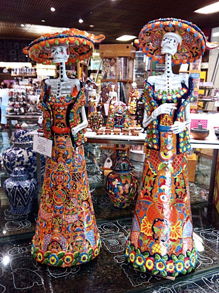 Mexico DF Museo Nacional de Culturas Populares - Artesanias Mexicanas, National Museum of Homecrafts