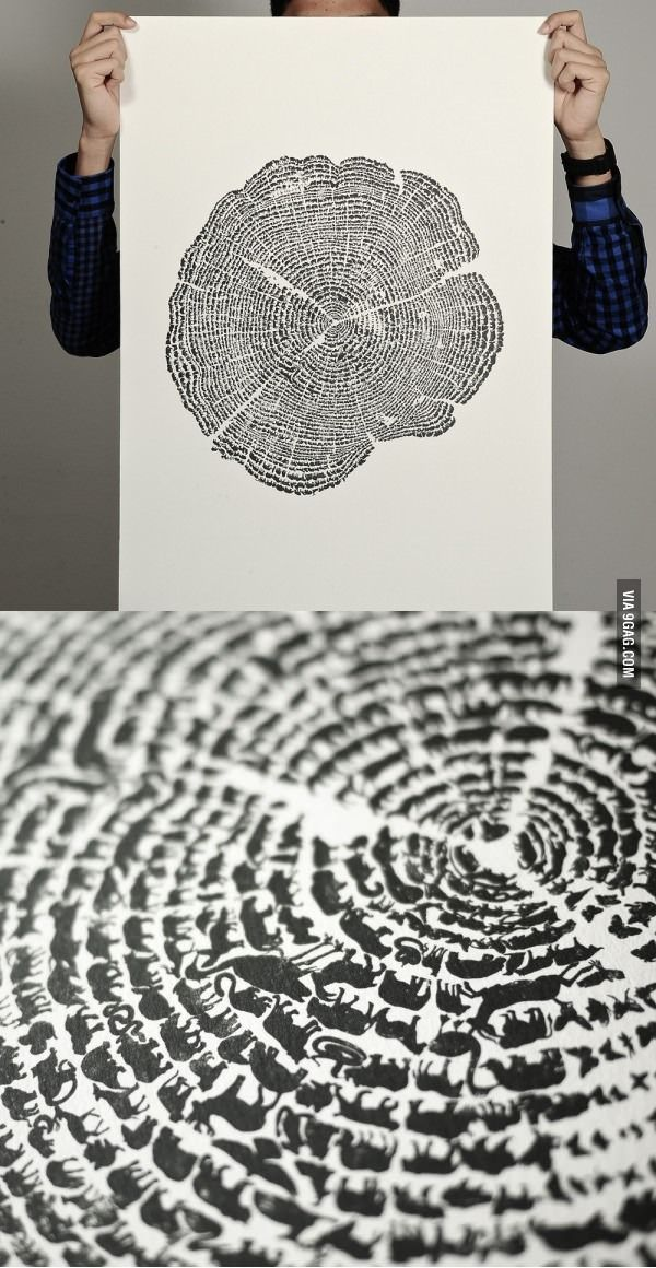 'Tree of Life' by Gary, Aaron & Khairul