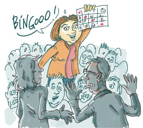 Le bingo des réunions parents-professeurs. Épinglé de http://cursus.edu/article/25375/bingo-des-reunions-parents-professeurs/#.VVOJX_l_Okq. Cherchez  votre carte sur les épingles qui suivent ;-)                                                                                                                                                                                 Plus