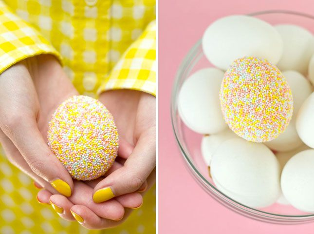 Last year we rounded up 40 of the most genius Easter egg designs from all over the web, and you guys are already re-pinning them for this year's festivities! So, what's a helpful company to do but serve 40 MORE brilliant Easter egg ideas?! From piñatas to popsicles, enjoy this year's smattering of egg-cellent ideas. And stay tuned for more creative Easter ideas in the weeks to come.