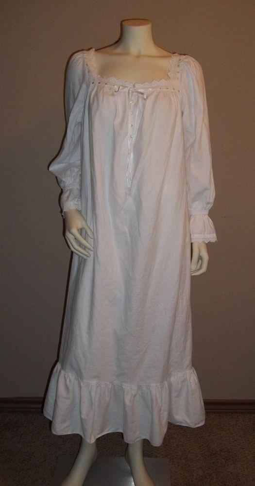 317 Best Cotton Nightgowns Images On Pinterest Cotton