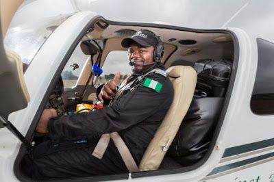 Meet Nigerian pilot who returns home after historic world tour   The first African to fly around the world is the 38-year-old Nigerian Pilot Ademilola Odujinrin. He has shared his experience of how he made history to motivate and embolden all African youths. Odujinrin who traversed the world on a single engine aircraft from the USA to Iceland then Europe and into Africa via UAE India and the Asian subcontinent disclosed that he set himself on the tedious journey to encourage Nigerian and…