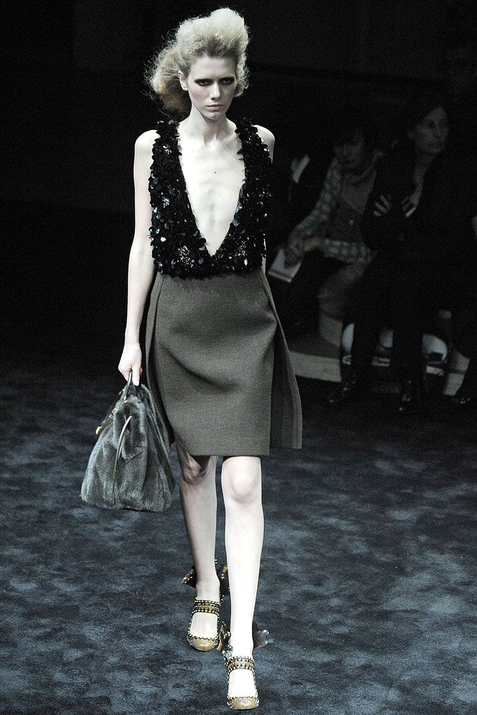 Prada - Fall 2009 Ready-to-Wear - Look 18 of 41