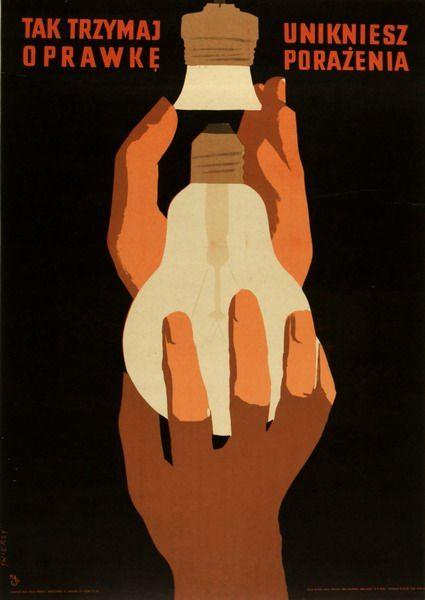 Waldemar Swierzy, So keep the Light Bulb, 1955