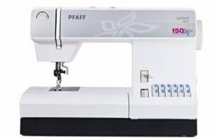 Ønsker mig så meget ny symaskine. Denne model: Pfaff Select 150 er ønsket☺️