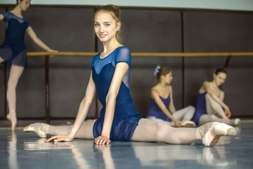 Dance instructors should be able to provide sound advice on how dancers can safely improve flexibility.