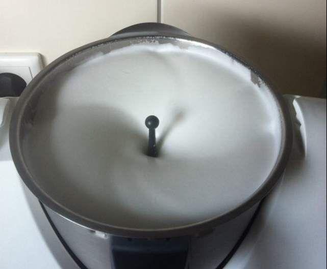 Rezept Milchschaum von Sandkoernchen - Rezept der Kategorie Getränke