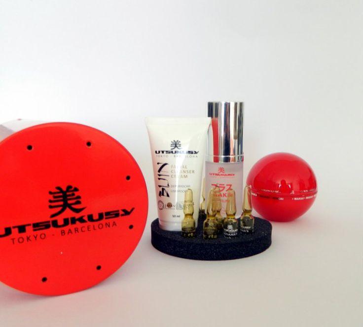 Utsukusy Wakai set. Ook de cremes van Utsukusy Medical zijn dierproefvrij. Lees de review hier: http://www.beautybybabs.com/utsukusy-wakai-home-care-kit-review/
