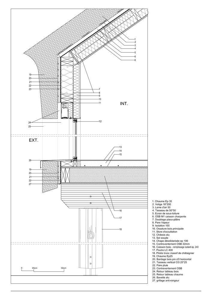 Galería de Museo & Centro de Investigación de la Biodiversidad / Guinée et Potin Architects - 42