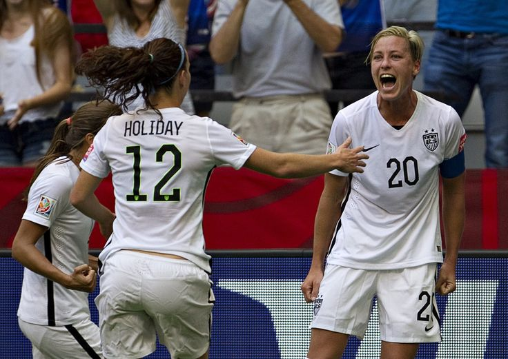 Women's World Cup: U.S. wins Group D with 1-0 victory over Nigeria  When Jill Ellis took the job as head coach of the women's national soccer team 13 months ago, her first decision was also her easiest.  http://www.latimes.com/sports/soccer/la-sp-us-nigeria-live-updates-womens-world-cup-20150616-story.html