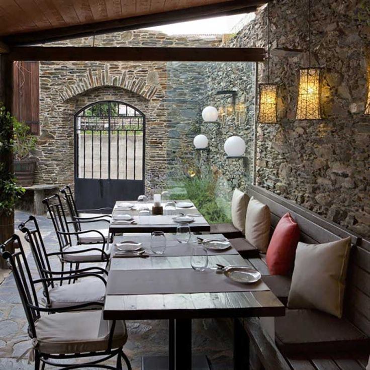 Compartir restaurant - Girona, Catalonia.