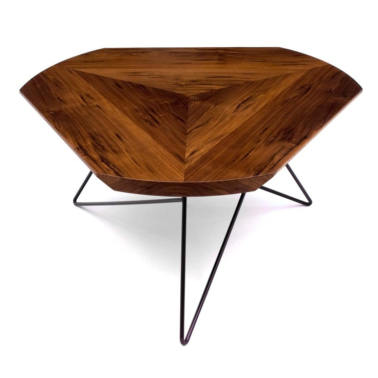 Acute Coffee Table by Brave Space Design