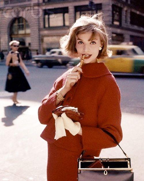 50er Jahre Vintage Mode