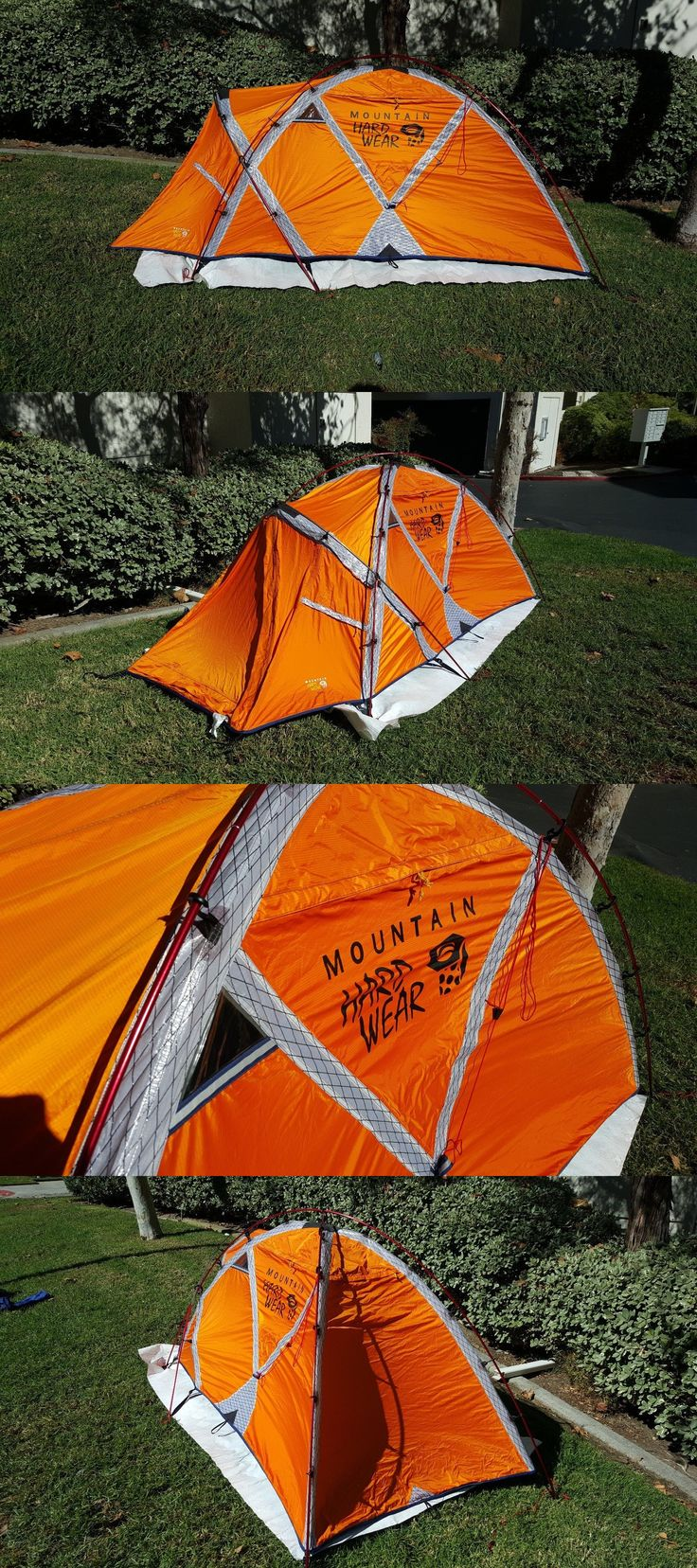 Tents 179010: Mountain Hardwear Ev2- 4 Season Expedition Tent -> BUY IT NOW ONLY: $450 on eBay! http://campingtentslover.com/best-pop-up-tents/