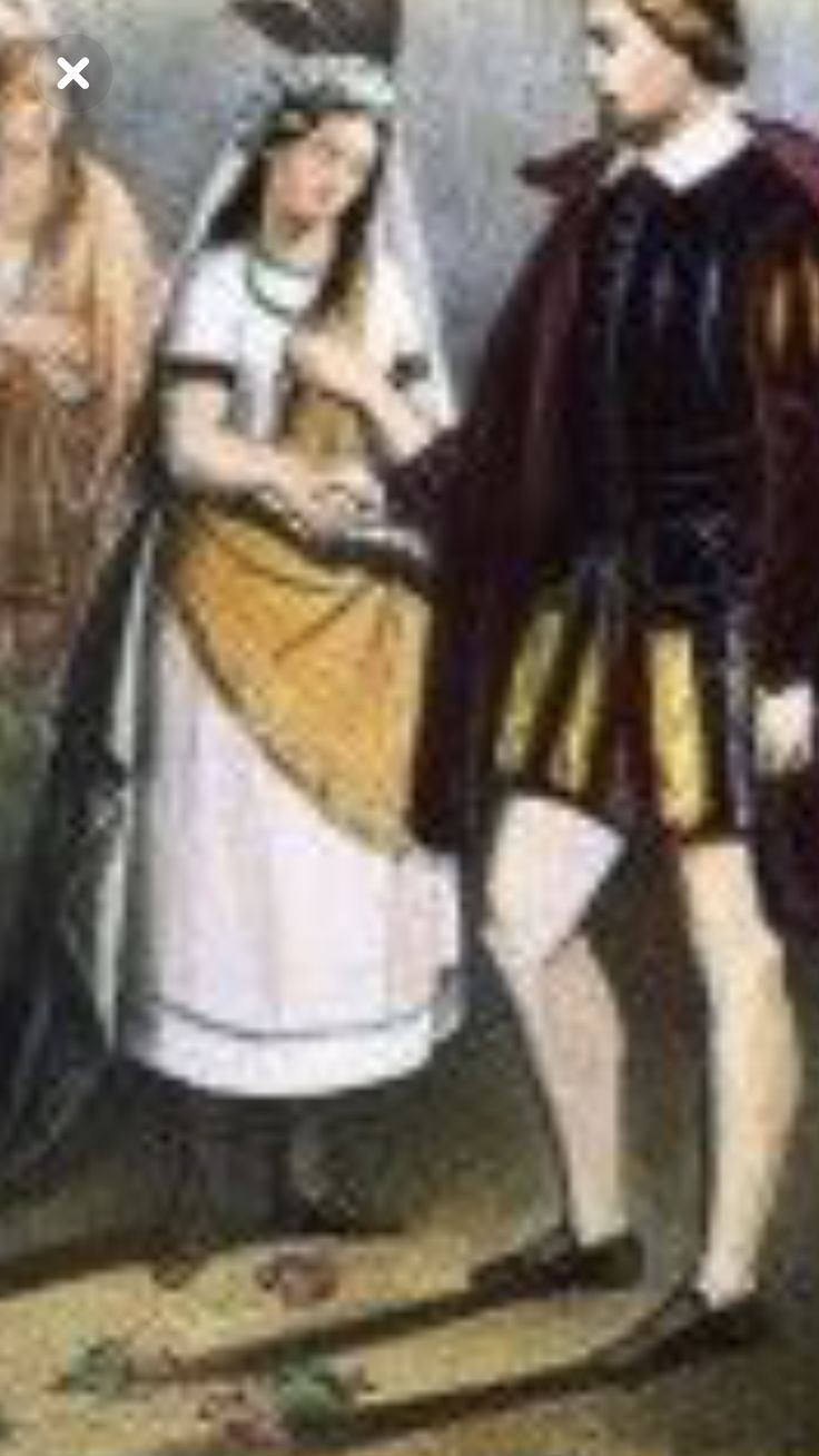 John Rolfe Pocahontas