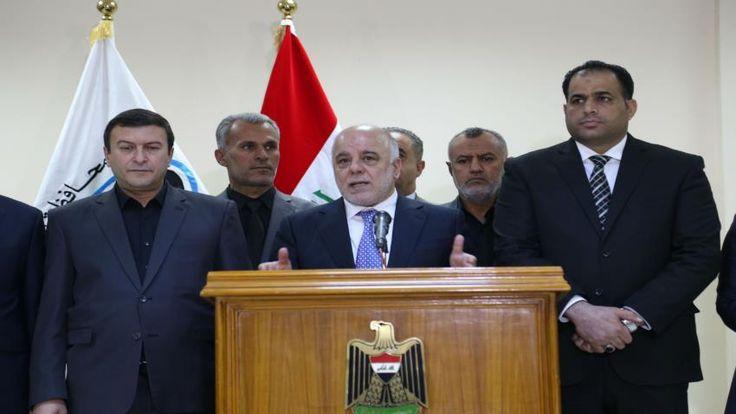 "Perdana Menteri Irak: Pasukan Turki tidak diizinkan ikut serta dalam operasi Mosul  BAGHDAD (Arrahmah.com) - Perdana Menteri Irak Haider al-Abadi pada Ahad (9/10/2016) menegaskan penolakannya untuk mengizinkan pasukan Turki ikut serta dalam operasi untuk membebaskan kota Mosul dari ISIS.  Abadi mengatakan bahwa operasi tersebut akan murni dilakukan oleh orang Irak di tengah desakan Turki untuk ikut serta dalam babak terbaru perang kata-kata antara Baghdad dan Ankara.  ""Pertempuran Mosul akan…"