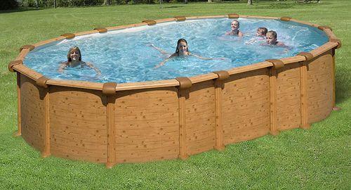 Oltre 25 fantastiche idee su piscine fuori terra su for Comprare piscina fuori terra