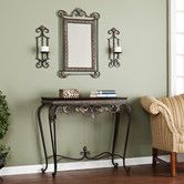 Found it at Wayfair - Ashley 4 Piece Console Table Set