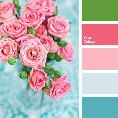 blue and pink, blue-color, bright blue, bright pink, color of roses, contrast color combination, green and pink, pastel shades of blue and pink, pink and blue, Pink Color Palettes, shades of pink, shades of pink and blue.