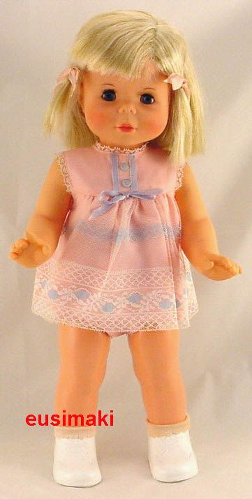 """""""Baby First Step"""" Doll from Mattel She really walked!"""