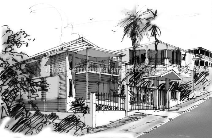 Architects Wynnum West | New Home Design | dion seminara architecture
