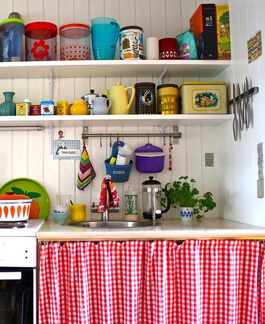 En #Gourmet nos ha encantado esta cocina. La luz y el buen ambiente, invitan a cocinar :) #IdeasGourmet