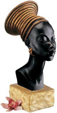 Nubian Kandake Sculptural Bust