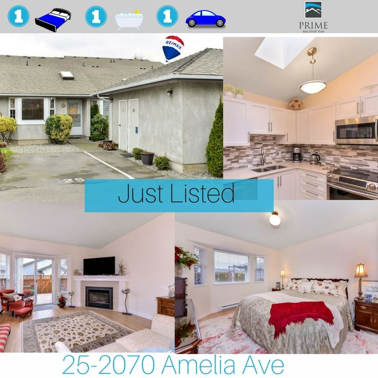 SOLD: Stunning patio home in lovely Sidney. Completely transformed with high quality renovations throughout: gourmet kitchen with quartz counter top, undermount sink, tile backsplash and stainless steel appliances plus convenient island.  Contact for more info.